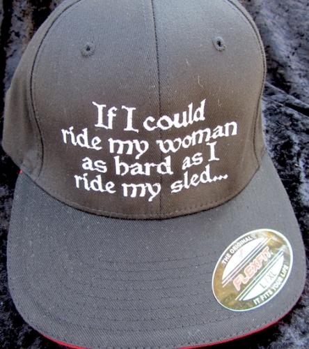 Sled Bitch Men\'s Hat 3