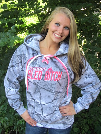 $25 CLOSE-OUT Snow White Camo TSB