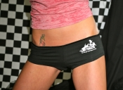 Boy Short Black