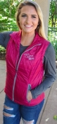 Magenta LLR Radius Quilted Vest HOT BUY $80