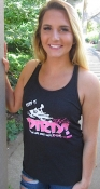 DIRTY Tank Top Heather Charcoal