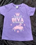 Futrure Sled Diva In Vintage Purple - Toddler