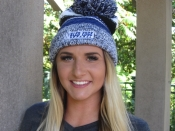 Sled Edge Apparel Pom Beanie